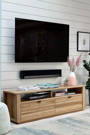 Barton Wide TV Stand