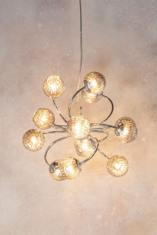 Erin 12 Pendant Light by Gallery Direct