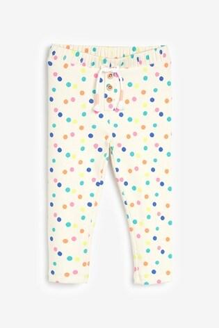 Bright Spot Leggings (3mths-7yrs)