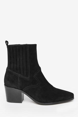 Mix/Shoe The Bear Georgia Chelsea Boots