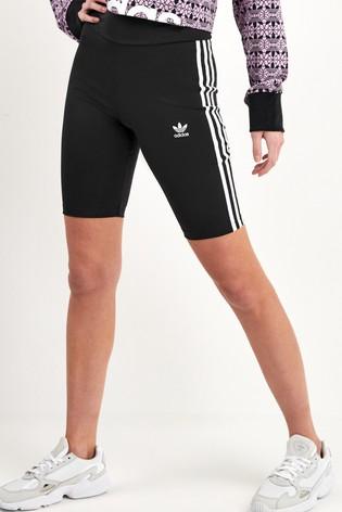 adidas Originals 3 Stripe Cycling Shorts