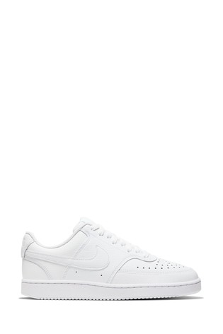 Nike Court Vision Lo Trainers
