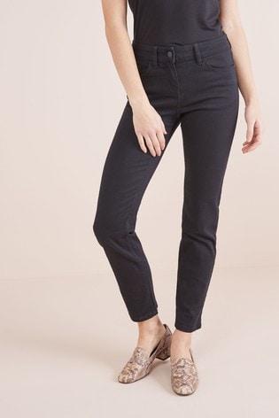 Forever Black Slim Jeans