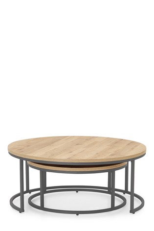 Bronx Nest Of 2 Coffee Tables