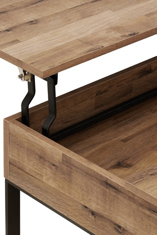 Bronx Coffee To Desk Table