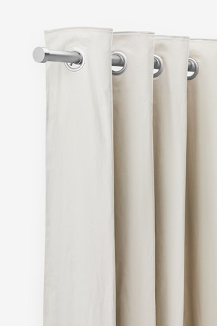 Extendable Stud End 28mm Curtain Pole Kit