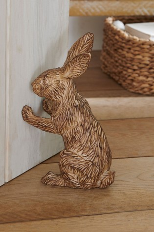 Howard The Hare Doorstop