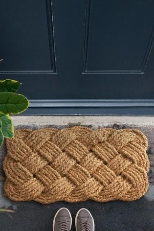 Coir Knot Doormat