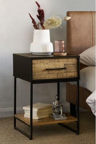 Jefferson Bedside Table