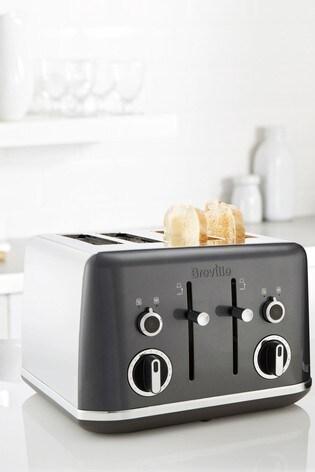 Breville Lustra Shimmer Four Slot Toaster