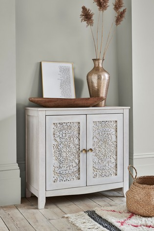 Safi Light Small Sideboard