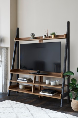 Buy Bronx Superwide Tv Ladder Shelf From The Next Uk