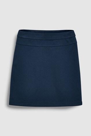 61f1b244a0 Buy Navy Jersey Pencil Skirt (3-16yrs) from Next Ireland