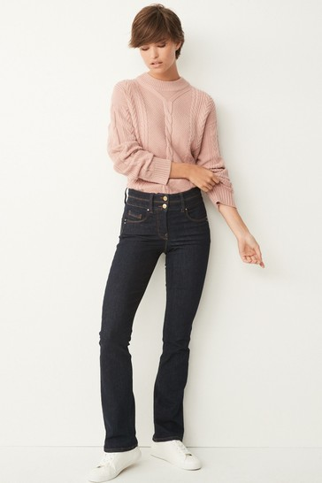 Rinse Lift, Slim And Shape Boot Cut Jeans