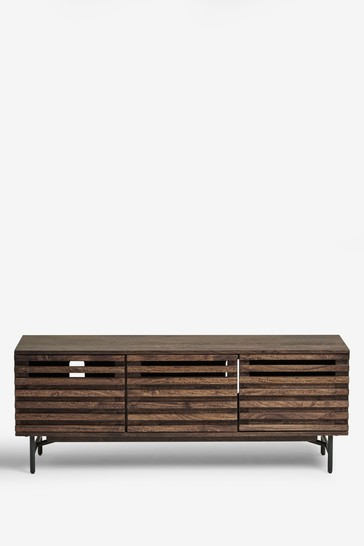 Elmir Mango Wood Wide TV Stand