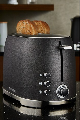 Tower Glitz 2 Slot Toaster
