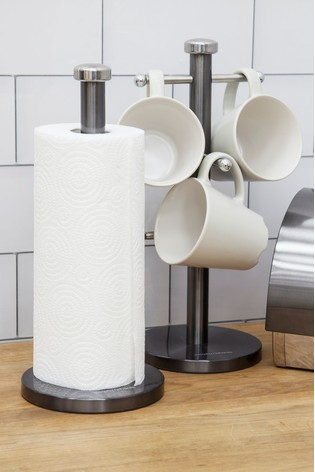 Mug Tree And Towel Holder Set by Morphy Richards