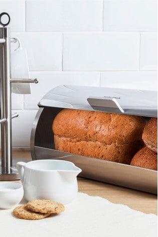 Roll Top Bread Bin by Morphy Richards