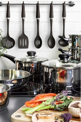 5 Piece Pan Set by Morphy Richards