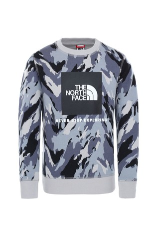 The North Face® Youth Box Crew Top