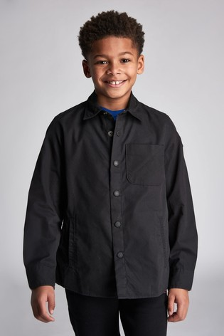 Barbour® International Boys Tech Overshirt