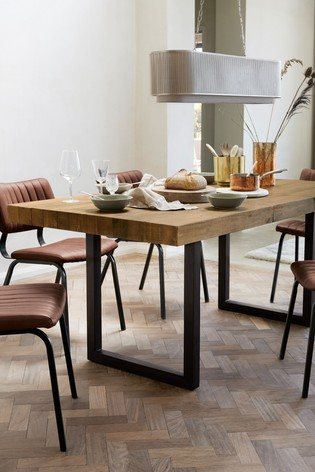 Buy Brooklyn 6 8 Extending Dining Table From The Next Uk Online Shop