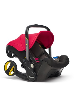 Doona Infant Car Seat  Flame Red