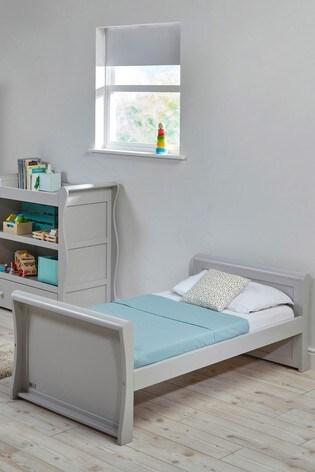Nebraska Toddler Bed Grey By East Coast