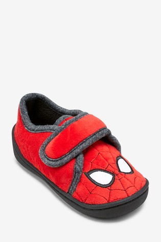 Red Spider-Man™ Slippers (Younger)