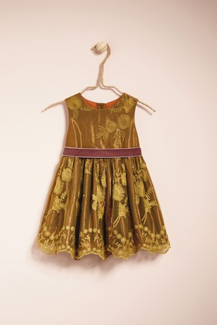 Shimmer Prom Dress (3mths-7yrs)