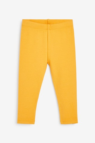 Ochre Soft Touch Leggings (3mths-7yrs)