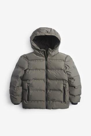 Khaki Padded Jacket (3-16yrs)