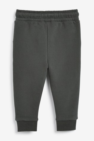 Charcoal Joggers Soft Touch Jersey (3mths-7yrs)