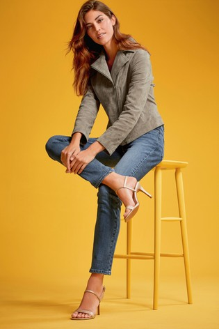 Mid Blue Slim Jeans