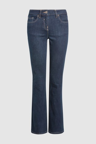 Rinse Boot Cut Jeans