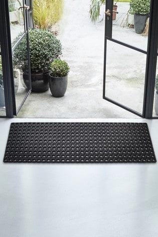 Patio Heart Doormat