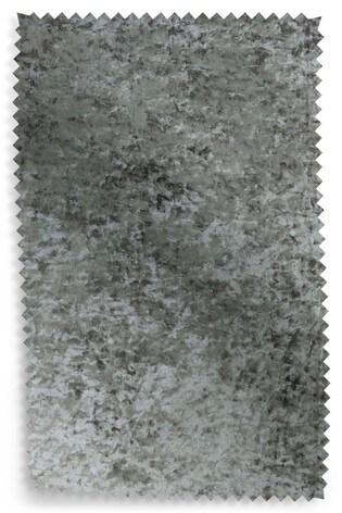 Crushed Velvet Eyelet Super Thermal Curtains
