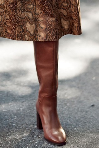Signature Knee High Boots by Next