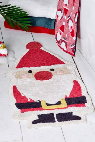 Christmas Bath Mat by Next