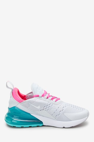 the sale of shoes look for cheap Nike Air Max 270 Trainers