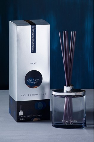 New York Moonlight Collection Luxe 170ml 170ml Diffuser