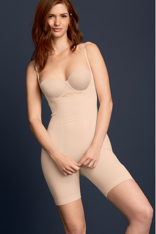 Nude Firm Control Wear Your Own Bra Body