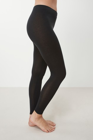 Black Lightweight Truetherm™ Microwarmth Leggings