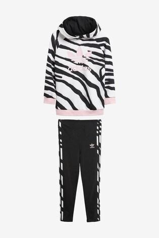 adidas leopard leggings