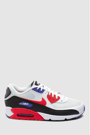 Mens Nike Sportswear Air Max 90 Essential Trainers