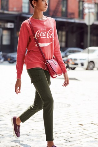 Red Coca-Cola® Sweatshirt