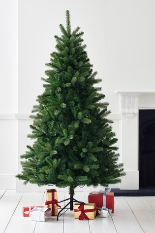 Douglas Fir Christmas Tree.Buy Luxe Douglas Fir 6ft Lit Christmas Tree From The Next Uk