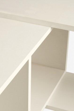 Malvern Classic Low Extending Shelf