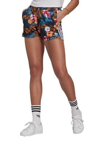 adidas Originals Her Studio All Over Print Shorts