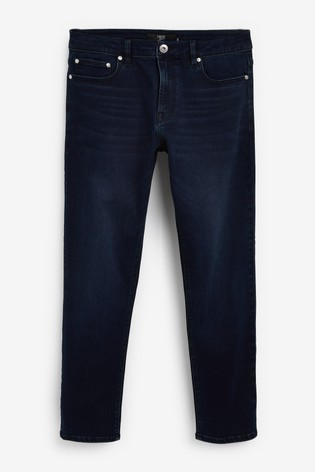 Deep Indigo Slim Fit Motion Flex Stretch Jeans